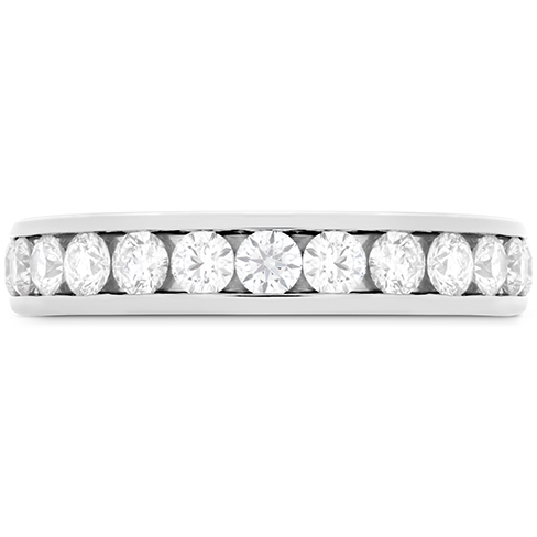 HOF Channel Diamond Eternity Band 285