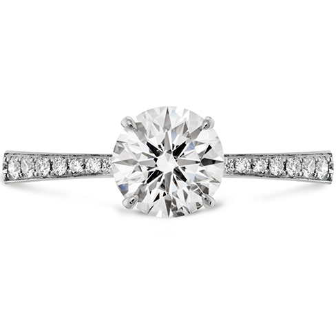 HOF Signature Engagement Ring Diamond Band