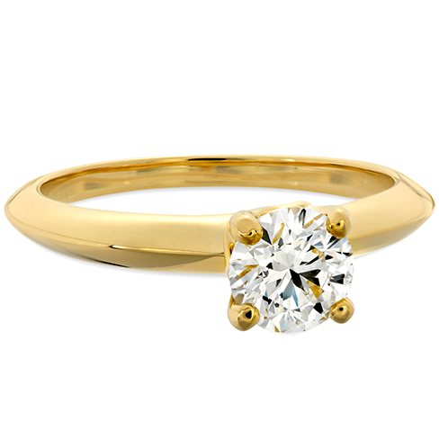 Insignia Solitaire Engagement Ring