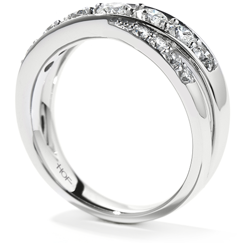 Intermingle Double Right Hand Ring