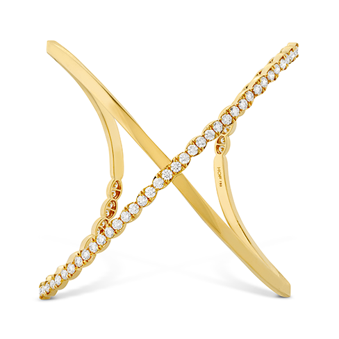 Lorelei Criss Cross Cuff