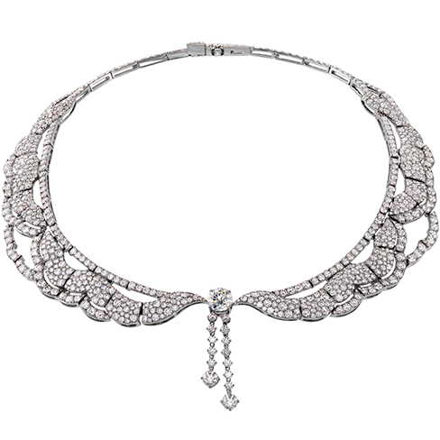 Lorelei Diamond Collar