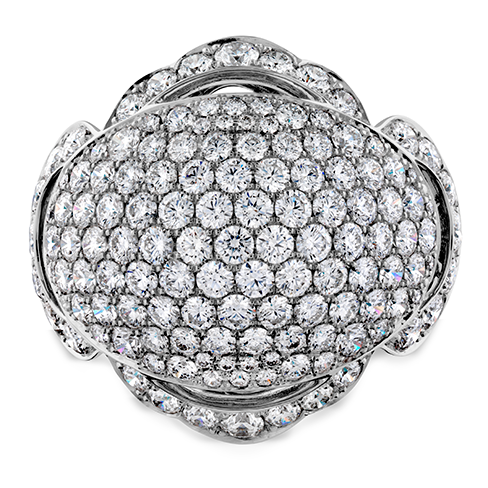 Lorelei Diamond Dome Right Hand Ring