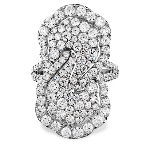Lorelei Diamond Infinity Right Hand Ring