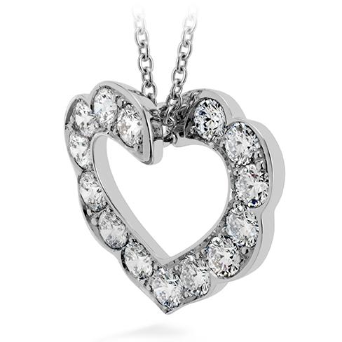 Lorelei Heart Pendant