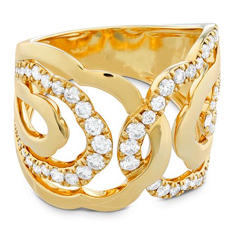 Lorelei Interlocking Ring
