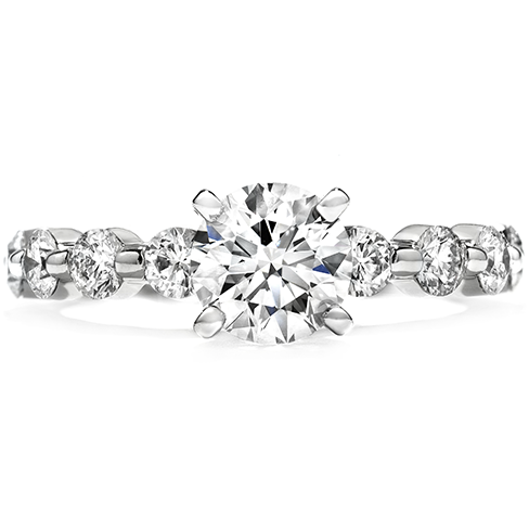 Multiplicity Engagement Ring