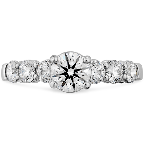 Multiplicity Love 7 Stone Engagement RIng