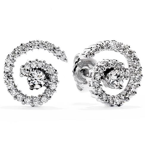 Mystical Prong Set Earrings