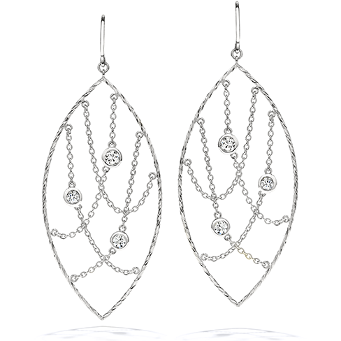 Obsession Marquee Drop Earrings