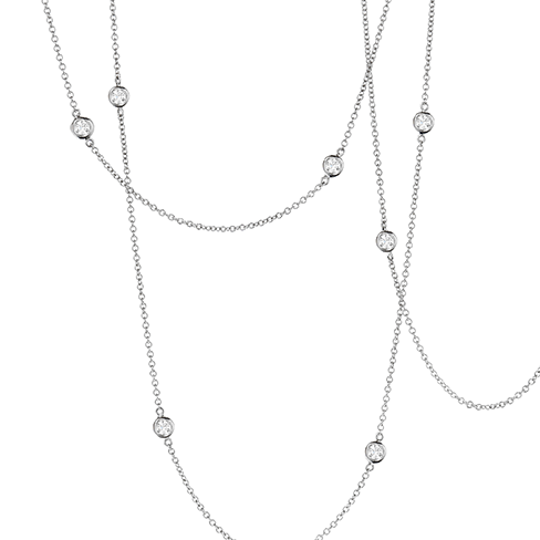 Obsession Seven Station Necklace
