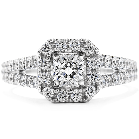Repertoire Select Dream Split Shank Engagement Ring
