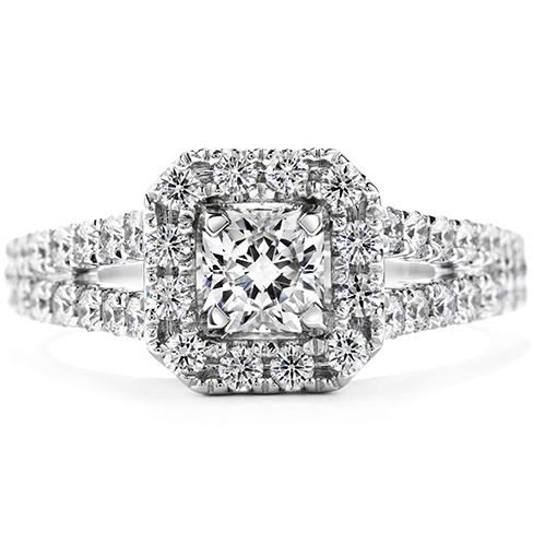Repertoire Select Dream Split Shank Engagement Ring
