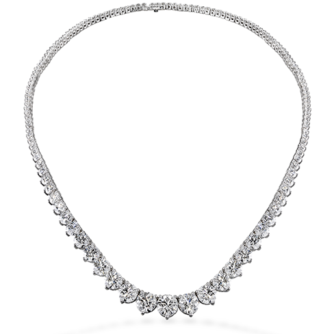 Temptation Three Prong Necklace