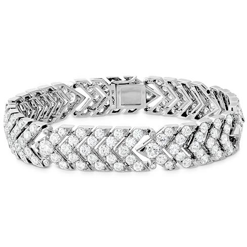 Triplicity Fringe Bracelet