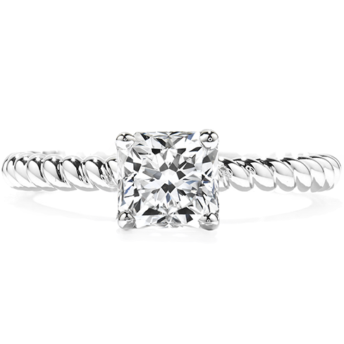 Virtuous Dream Solitaire Engagement Ring