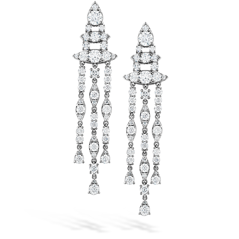 Whimsical Chandelier Earrings