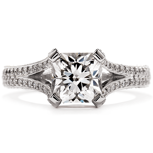 pin rings engagement rings dream offset signature engagement ring on