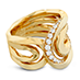Atlantico Crest Ring view 3