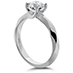 Atlantico Solitaire Engagement Ring view 2