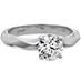 Atlantico Solitaire Engagement Ring view 3