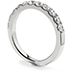 Beloved Wedding Band to Match Diamond Solitaire view 2