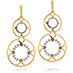 Copley Double Drop Earrings view 1