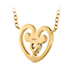 Copley Love Heart Pendant view 3