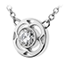 Copley Single Diamond Pendant view 2