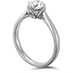 Copley Solitaire Engagement Ring view 2