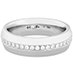 Coupled Eternity Band 6mm view 3