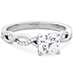 Destiny Lace Dream Engagement Ring view 3