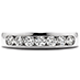 Duets Channel Set Wedding Band for Women view 1