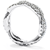 Envelop Split Shank Eternity Band view 2