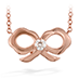 Lorelei Bow Necklace