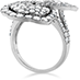 Lorelei Diamond Infinity Right Hand Ring view 2