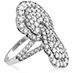 Lorelei Diamond Infinity Right Hand Ring view 3