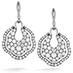 Lorelei Diamond Pave Drop Earrings view 1