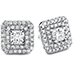Transcend Double Dream Stud Earrings