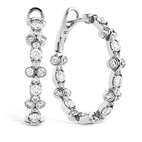 HOF Double Bezel Regal Hoops