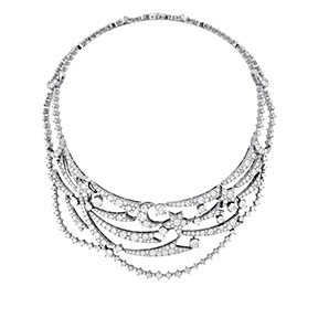 Illa Midnight Diamond Necklace