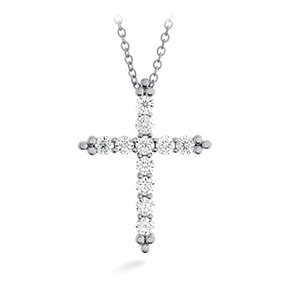 Divine Graceful Cross Pendant