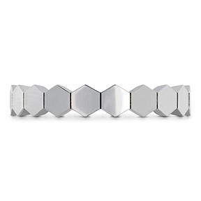 HOF Hex Metal Eternity Band