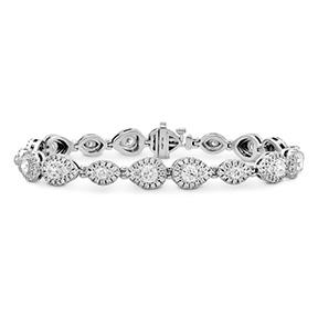 f1472ab8826 Shop Diamond Bracelets | Hearts On Fire