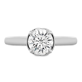 Juliette Solitaire Semi-Mount