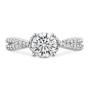 d4fb556b6cd997 Simply Bridal Diamond Intensive Twist Engagement Ring