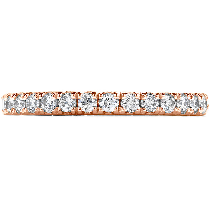 0.4 ctw. Acclaim Band in 18K Rose Gold