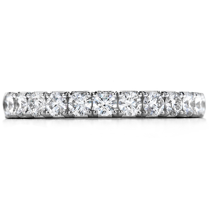 0.4 ctw. Beloved Wedding Band in 18K White Gold