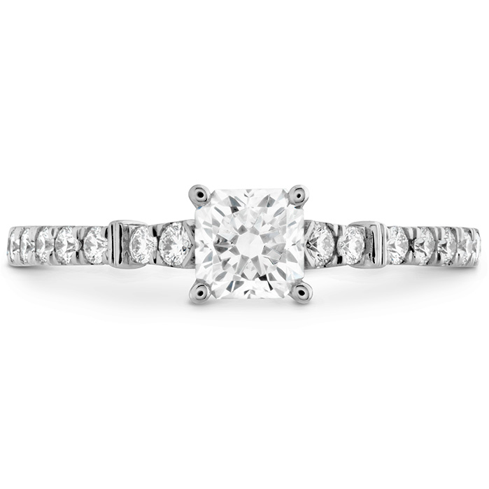 Cali Chic DRM Rope Engagement Ring