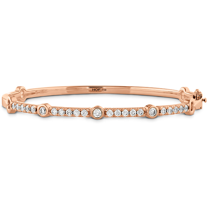 1.1 ctw. Copley Diamond Bracelet in 18K Rose Gold
